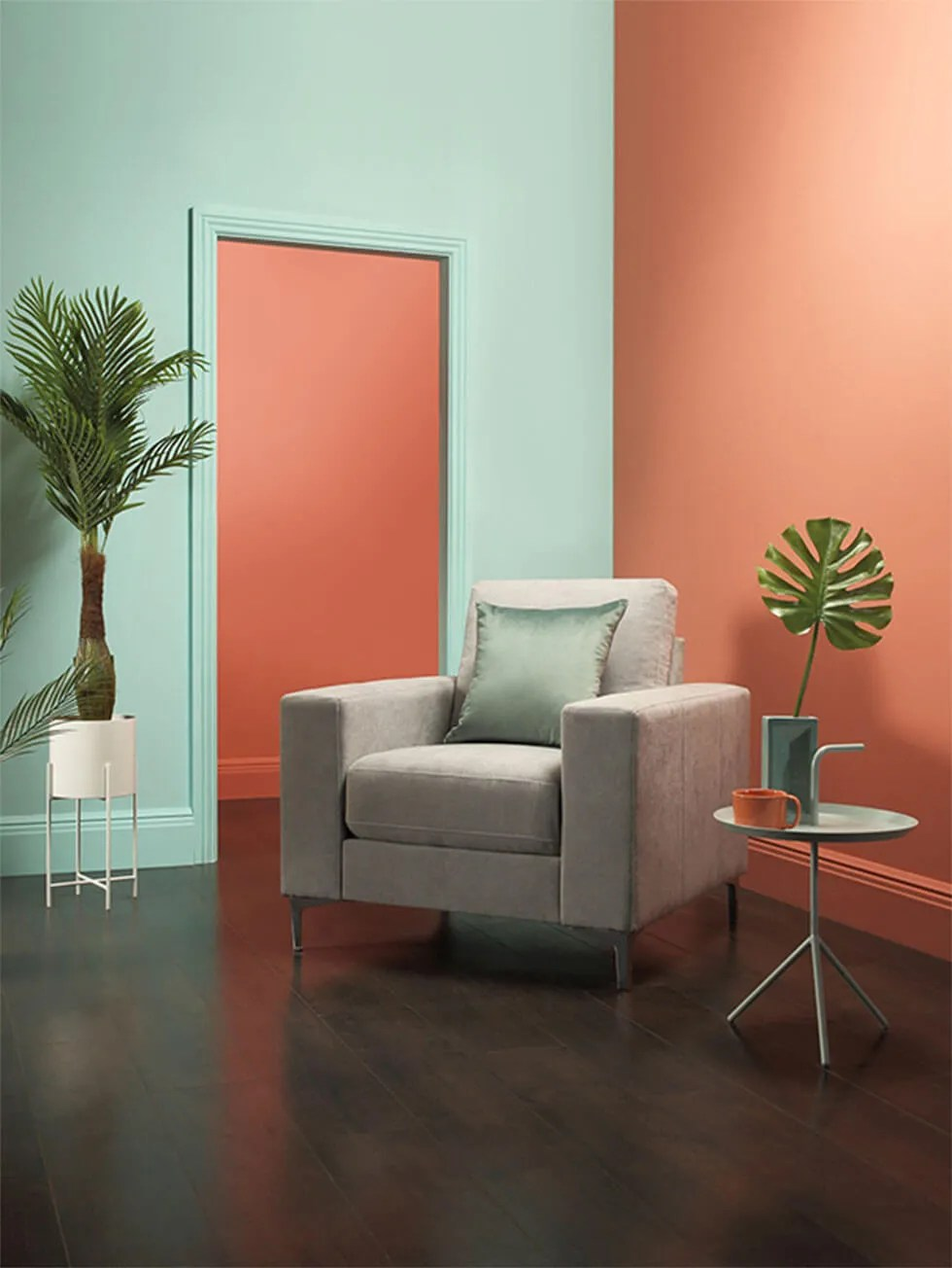 9 Ways To Style Green In Your Home For 2020 Inspiration Furniture And Choice