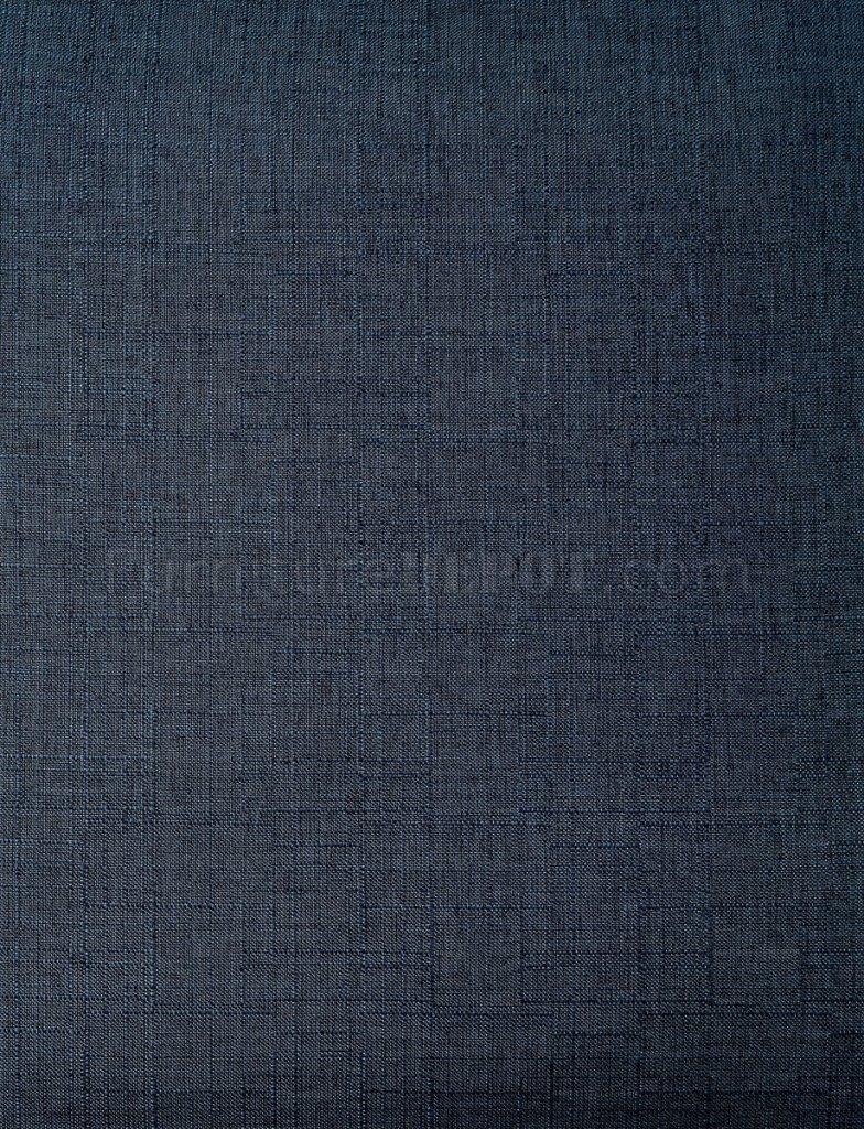 Emer Loveseat CM6780BL In Dark Blue Fabric WOptions