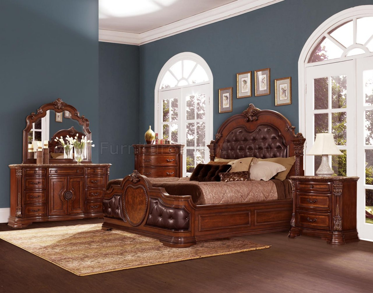 Room Living Sets Furniture Traditional