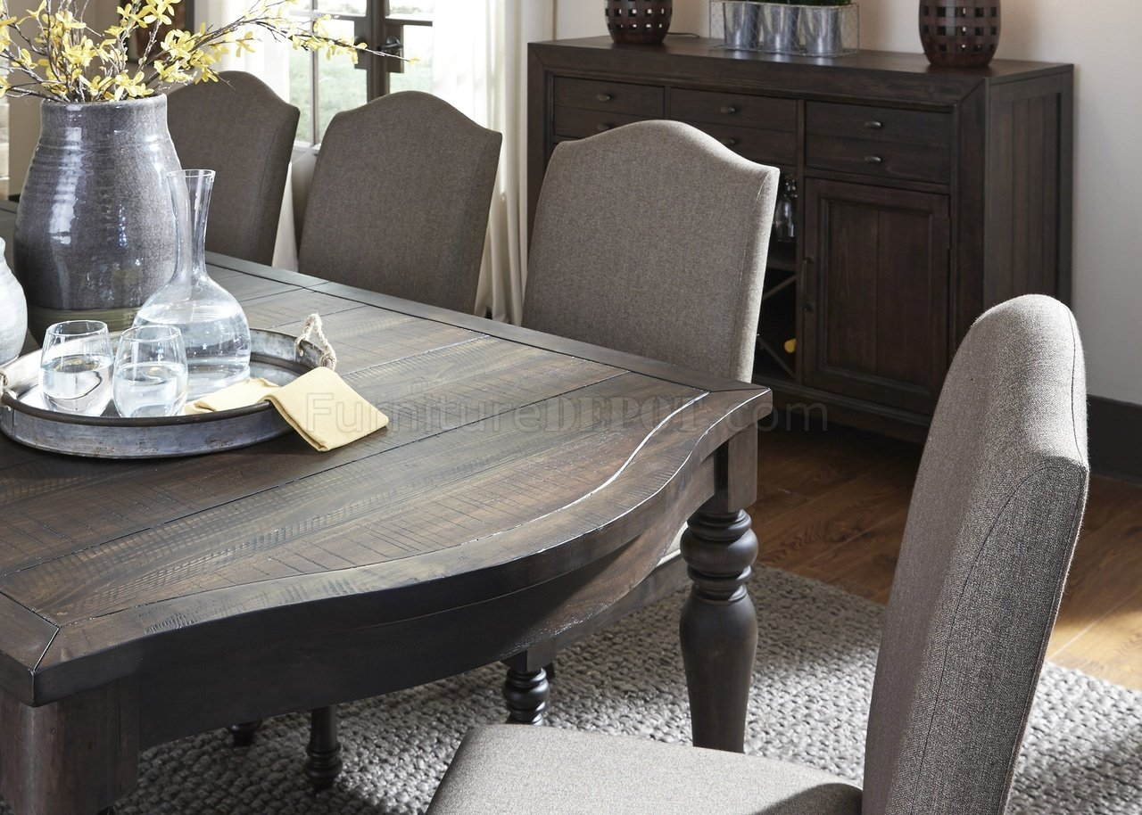 Catawba Hills Counter Height Table 5Pc Set 816 DR By Liberty