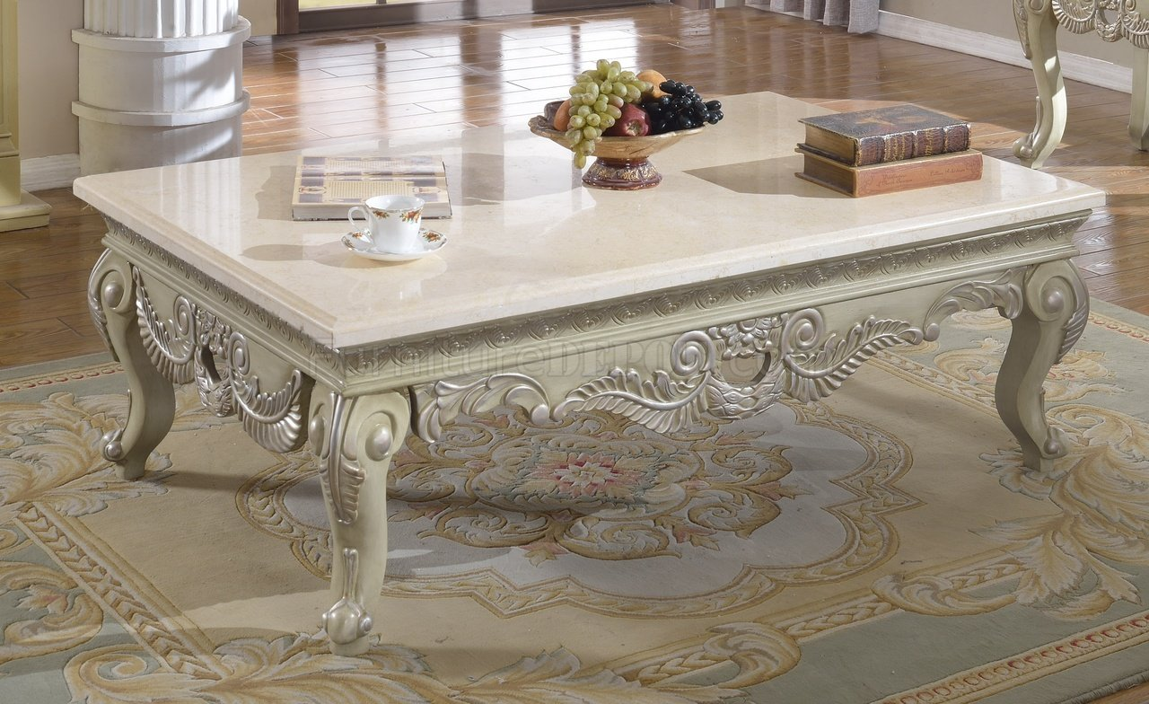 positano 221 coffee table in antique