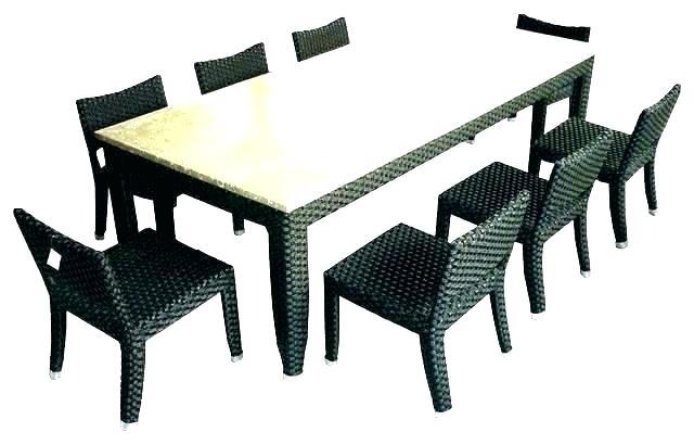 8 person patio furniture sets