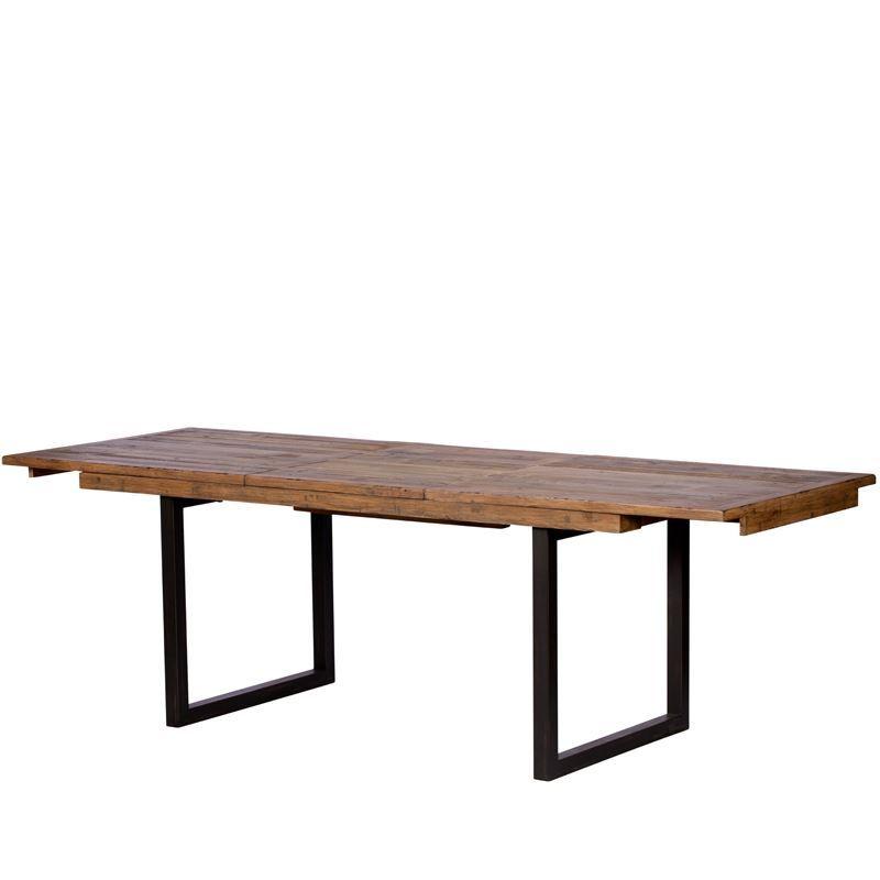 soho 180 240cm extending dining table
