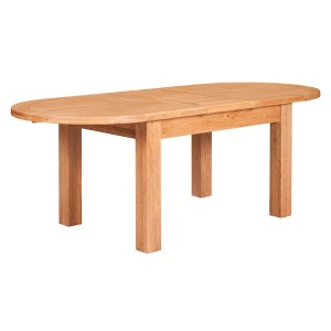 Stockholm Oval Dining table 1