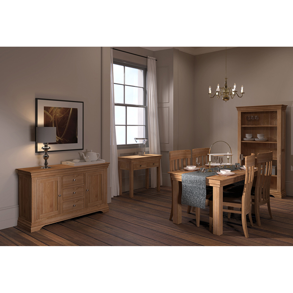 Great Priced Furniture: French Style Oak Furniture, Great Quality At Great Prices