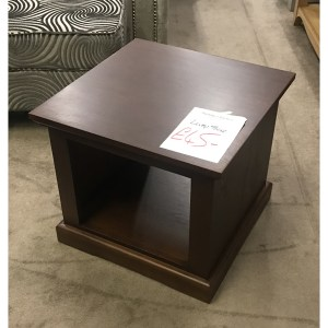 Calgary Lamp Table