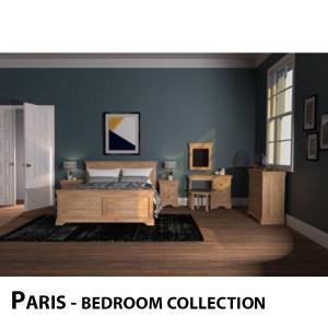 Paris Bedroom Collection