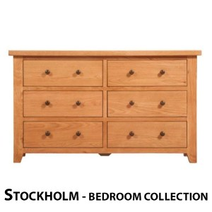 Stockholm Bedroom Collection