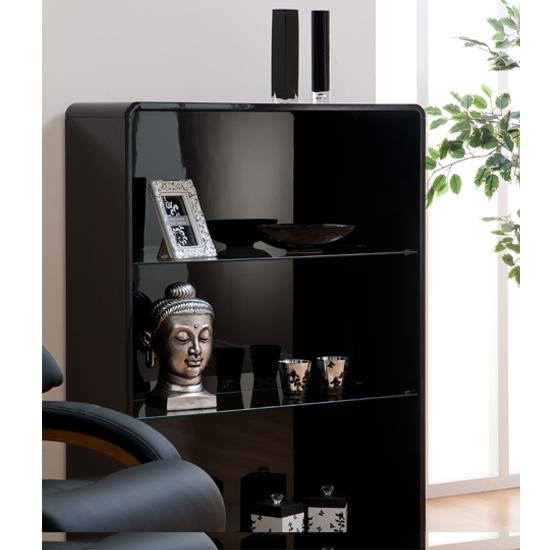 Black High Gloss Living Room Furniture