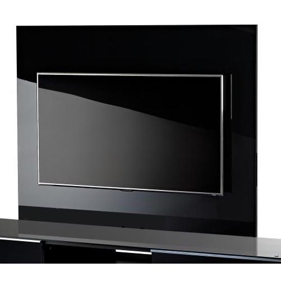 Black TV Background PlateVTS0550 18592 Furniture In