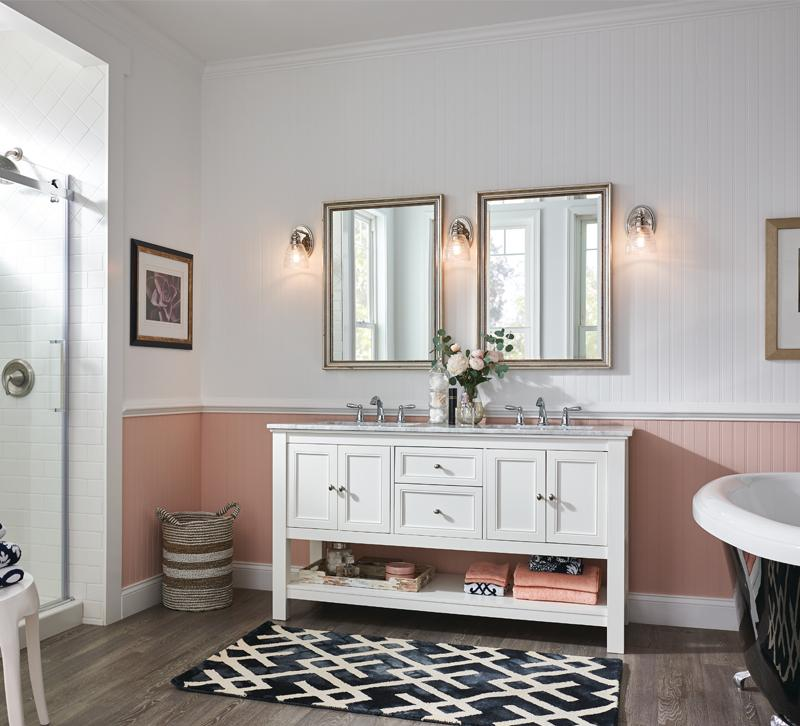 7 bathroom lighting tips from the
