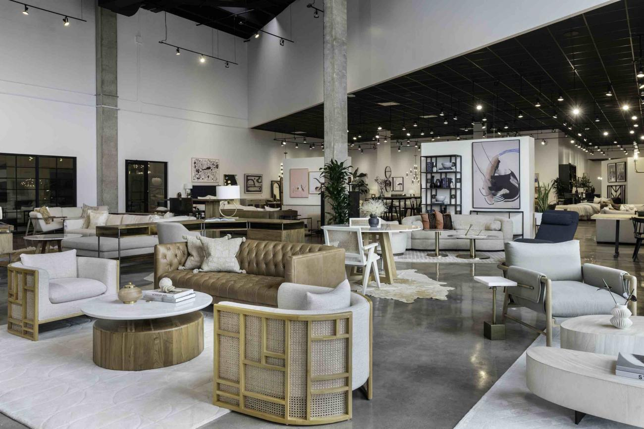 four hands opens redesigned flagship