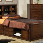 Coaster Scottsdale Full Storage Bed Dallas Tx Kids Bed Furniture Nation