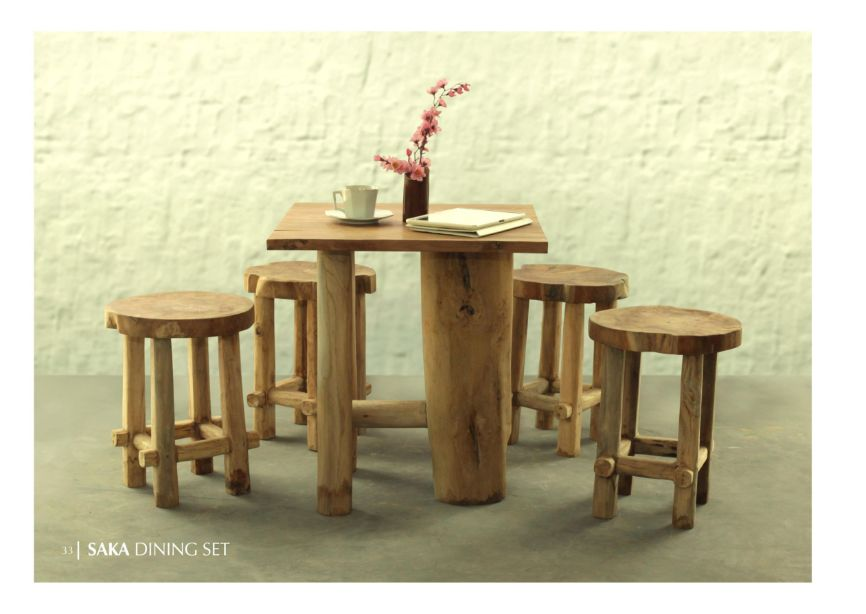 Dining furniture, Saka Dining Set Reclaimed Teak Furniture Exporter, Reclaimed Wooden furniture