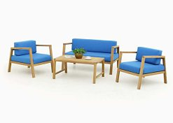 Danke Living Set - Indonesia Outdoor furniture wholesale