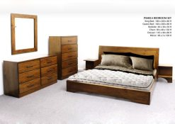 Pamela Bedroom Wooden Sets furniture