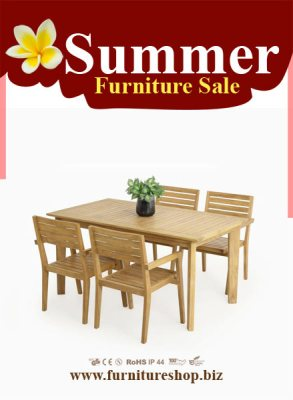 Furniture Sale On Summer Is ON