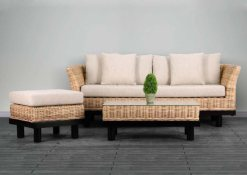 Jawa Living Set rattan living furniture Asia