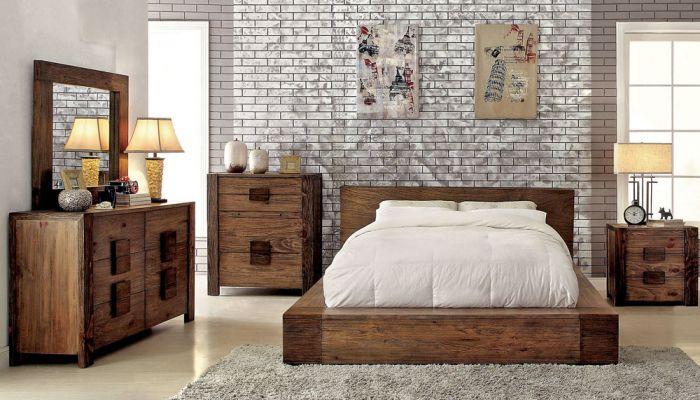 Bambi Modern Rustic Bedroom Furniture