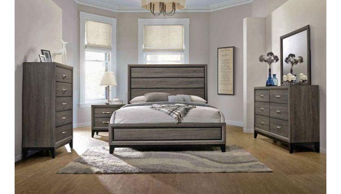 Jerold Modern Bedroom Furniture