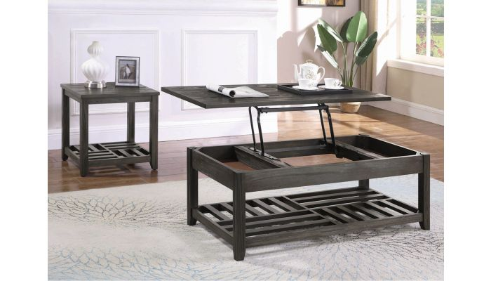 nevada lift top coffee table