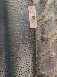 Lounge Lizard, Covington Fabric, 11-2020