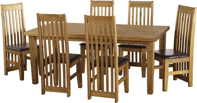 Tortilla 6 Dining Set