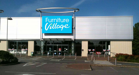 Furniture Village Farnborough