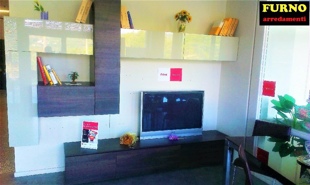Febal casa parete attrezzata sconto 45 furno for Arredamenti benevento