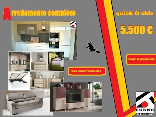 Arredamento completo a 5.500 euro