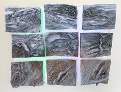 Textured Landscape