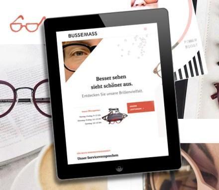 Bussemass <br> Lebendiges WordPress