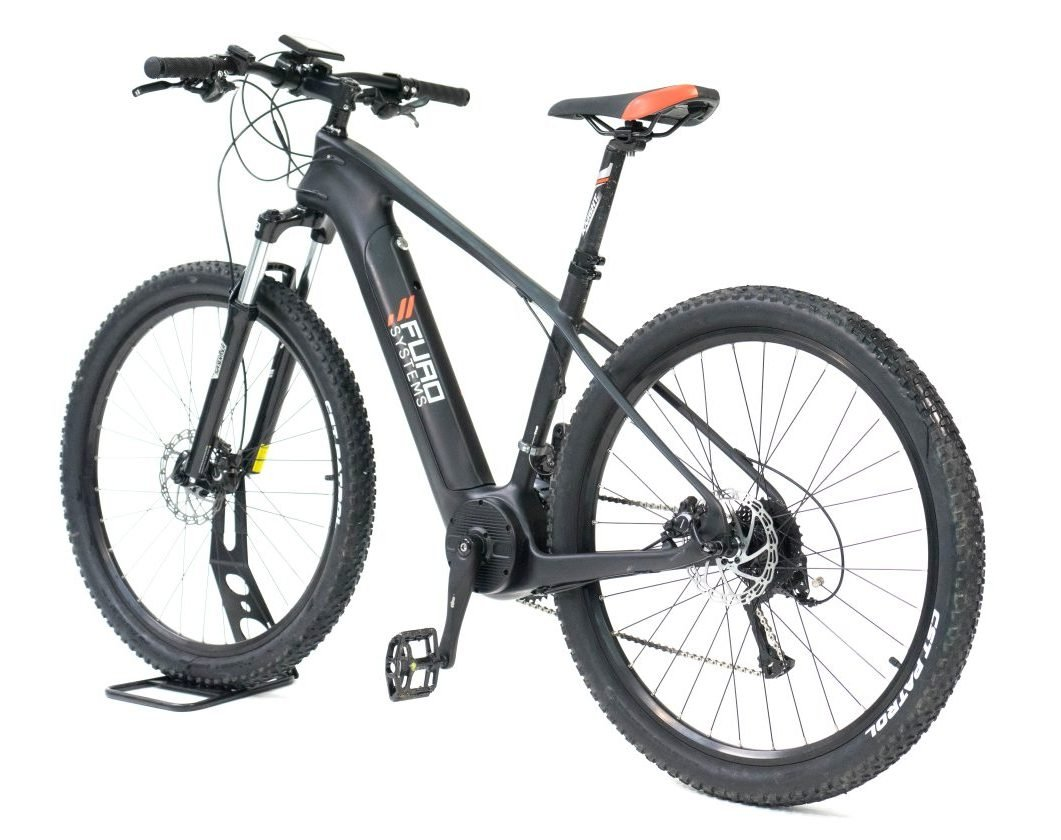 Integrated Electric Mountain bike