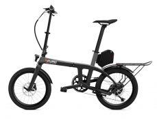 FuroSystems Furo X Folding Carbon Electric Bicycle