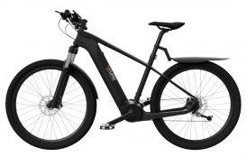 SIERRA Light Electric Mountain Bike