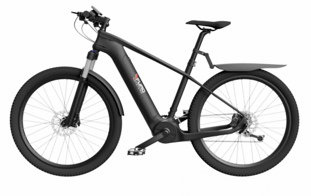 FuroSystems SIERRA Carbon Mountain Electric Bike