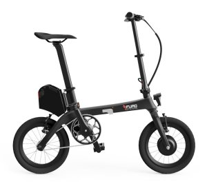 eTura - The Lightest Folding eBike in the World