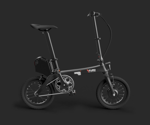 eTura Lightest Folding eBike in the World