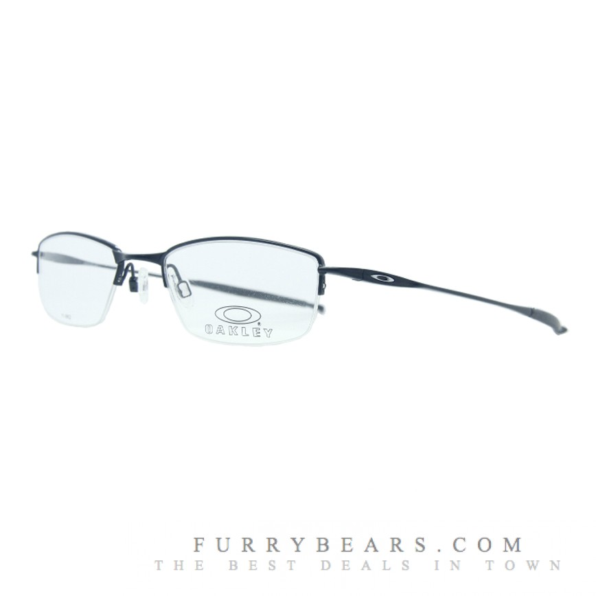 Oakley Jackknife Polished Black Prescription Glasses