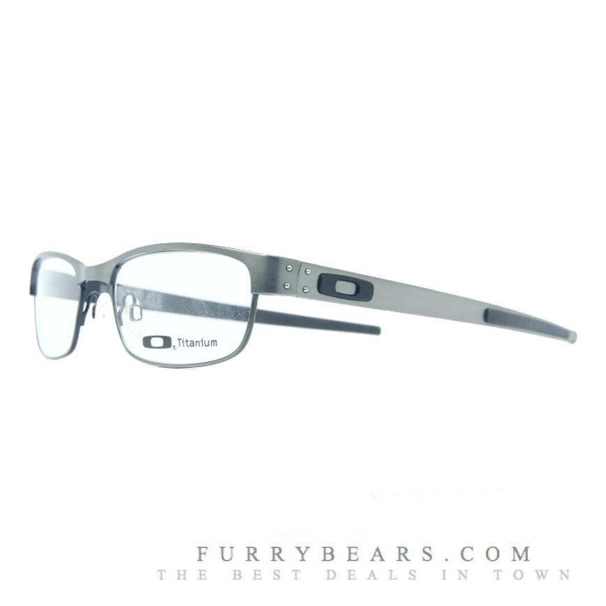4f326603021 Oakley Metal Plate Light Prescription Glasses