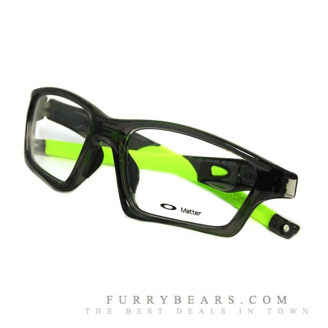 Sweep Oakley Crosslink Lime Green
