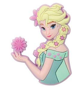 Disney Frozen Shoe Charm CROCS princess