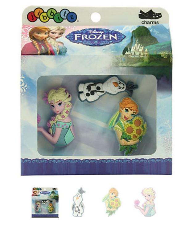 Disney Frozen Shoe Charm CROCS box
