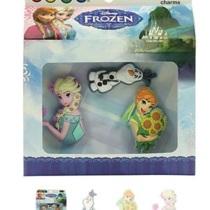 Disney Frozen Shoe Charm CROCS box