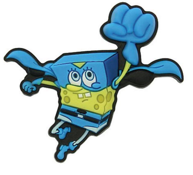 SpongeBob Superhero 3-pack 2