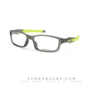 135d13d19b7b Oakley OX8029 CROSSLINK Asian Fit 8029-02 Prescription Glasses Singapore