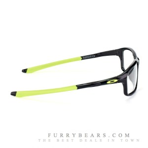 Oakley Crosslink Zero OX 8076 02 polished black ink dazzling green 1