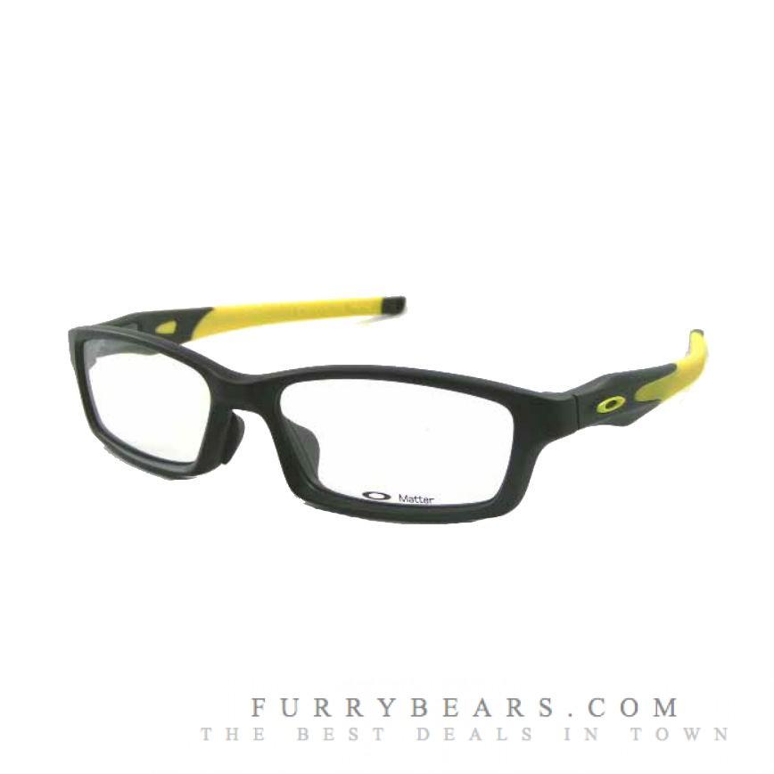 Oakley OX8029 CROSSLINK Asian Fit 802907 yellow