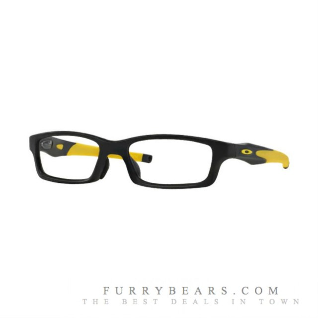 Oakley OX8029 CROSSLINK Asian Fit 802907 yellow