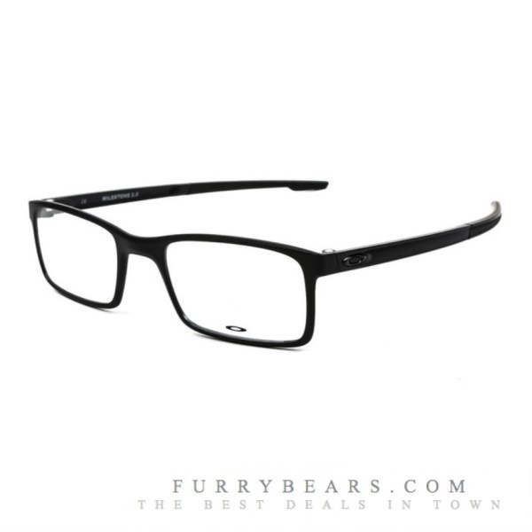 -Oakley OX8047 MILESTONE 2 8047 Black